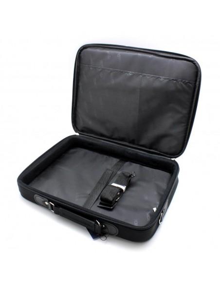 """SBOX NLS-3015B laukku kannettavalle tietokoneelle 39.6 cm (15.6"""") Salkku Musta, Magenta Sbox NLS-3015B - 2"""