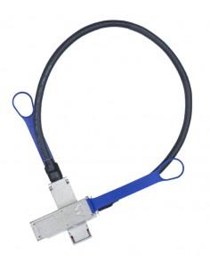 Mellanox Technologies LinkX InfiniBand-kaapeli 4 m QSFP Sininen Mellanox Hw MC2207126-004 - 1