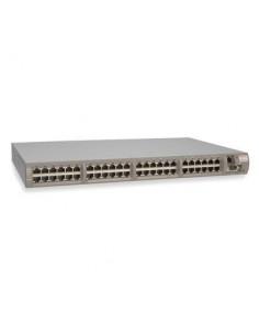 Microsemi 6524G Hallittu Gigabit Ethernet (10/100/1000) Harmaa 1U Power over -tuki Microsemi PD-6524G/AC/M/F-EU - 1