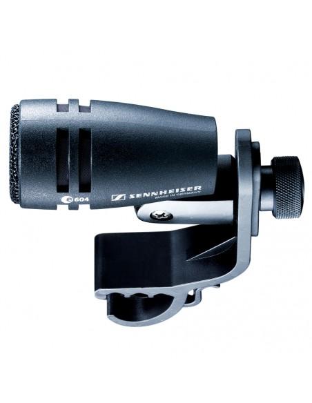Sennheiser 3PACK e604 Instrumenttimikrofoni Musta Sennheiser 506667 - 3