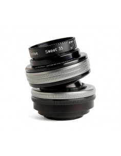 Lensbaby Composer Pro II with Sweet 35 Optic SLR Musta, Hopea Lensbaby LBCP235X - 1