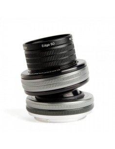 Lensbaby Composer Pro II with Edge 50 SLR Musta, Hopea Lensbaby LBCP2E50C - 1