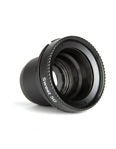 Lensbaby Sweet 50 Optic SLR Musta Lensbaby LBO50 - 1