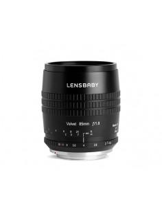 Lensbaby Velvet 85 SLR Makro-objektiivi Lensbaby LBV85X - 1