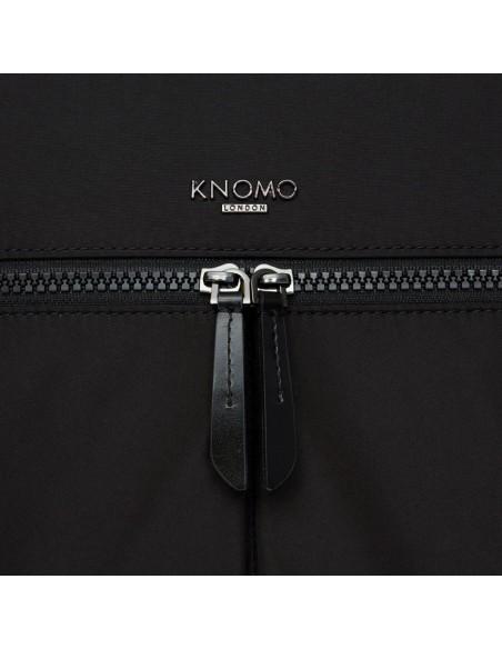 """Knomo Reykjavik laukku kannettavalle tietokoneelle 38.1 cm (15"""") Reppu Musta Knomo 129-402-BLK2 - 6"""