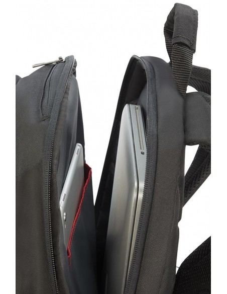 "Samsonite GuardIT 2.0 L laukku kannettavalle tietokoneelle 43,9 cm (17.3"") Reppu Musta Samsonite 115331.1041 - 2"