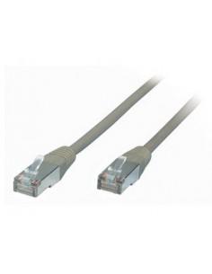S-Conn 0.5m RJ45 verkkokaapeli 0,5 m Cat5e F/UTP (FTP) Harmaa No-name 75111-0.5 - 1