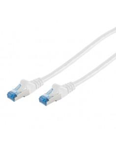 S-Conn 75711-W verkkokaapeli 1 m Cat6a S/FTP (S-STP) Valkoinen No-name 75711-W - 1
