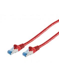 S-Conn 75712-R verkkokaapeli 2 m Cat6a S/FTP (S-STP) Punainen No-name 75712-R - 1