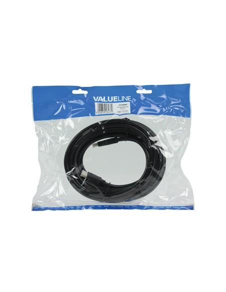 Valueline VGVP34000B75 kaapeli liitäntä / adapteri HDMI Musta Valueline VGVP34000B75 - 2