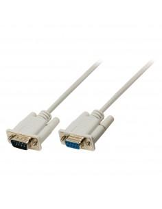Valueline VLCP52010I150 rinnakkaiskaapeli 15 m Norsunluu Valueline VLCP52010I150 - 1