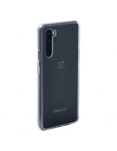 Oneplus Nord Clear Bumper Case Oneplus 5431100171 - 1