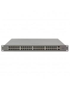 Cisco Meraki GS110 Managed Gigabit Ethernet (10/100/1000) Power over (PoE) 1U Grey Cisco GS110-48P-HW-EU - 1