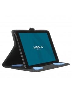 """Mobilis 051025 taulutietokoneen suojakotelo 25,6 cm (10.1"""") Folio-kotelo Musta Mobilis 051025 - 1"""