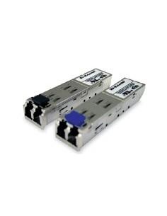 D-Link 1000BASE-SX+ Mini Gigabit Interface Converter network switch component D-link DEM-312GT2 - 1