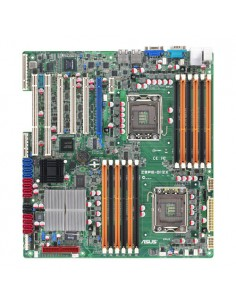 ASUS Z8PE-D12X/IKVM palvelimen/työaseman emolevy Intel® 5520 Socket B (LGA 1366) Asustek 90-MSVCB1-G0UAY00T - 1