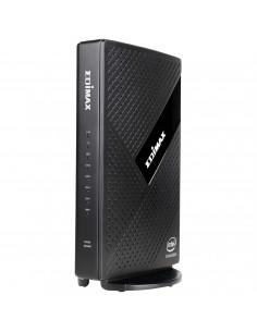 Edimax BR-6473AX langaton reititin Kaksitaajuus (2,4 GHz/5 GHz) Gigabitti Ethernet Musta Edimax BR-6473AX - 1