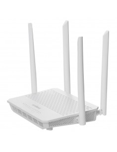 Edimax BR-6478AC V3 langaton reititin Kaksitaajuus (2,4 GHz/5 GHz) Gigabitti Ethernet Valkoinen Edimax BR-6478AC V3 - 1