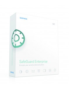 Sophos SafeGuard Enterprise Device Encryption, RNW, 2000-4999u, 1m USC Uusiminen Sophos NDEL0CNAA - 1