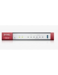 Zyxel USG Flex 100 laitteistopalomuuri 900 Mbit/s Zyxel USGFLEX100-EU0102F - 1