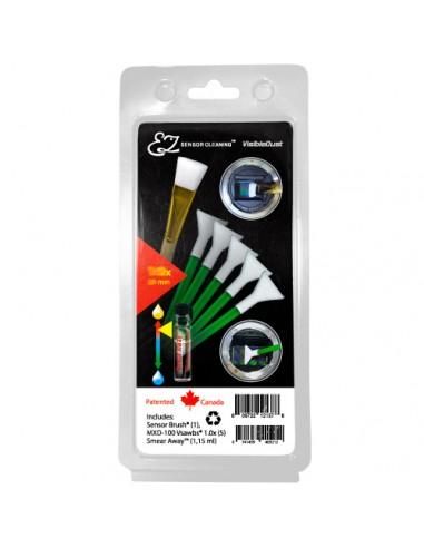 VisibleDust EZ Smear Away Laitteiden puhdistuspakkaus Digitaalikamera 1.15 ml Visible Dust 12298039 - 1