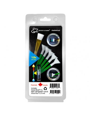 VisibleDust EZ Plus Kit Laitteiden puhdistuspakkaus Digitaalikamera 1.15 ml Visible Dust 12300377 - 1