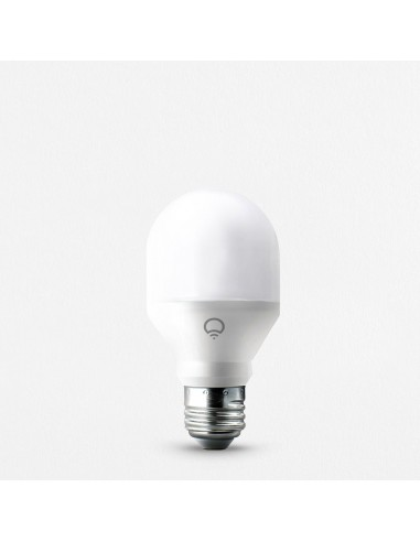 LIFX Mini LED-lamppu 9 W E27 Lifx L3A19MW08E27 - 1