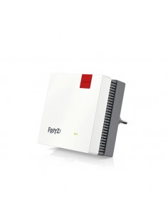 AVM FRITZ!Repeater 1200 WLAN-tukiasema 866 Mbit/s Valkoinen Avm Computersysteme Vertriebs 20002854 - 1