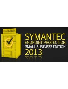 Symantec Endpoint Protection SBE 2013. Basic MNT, 25-49u, 1Y, Win, EN Englanti Symantec 7SGAOZH2-XI1EB - 1
