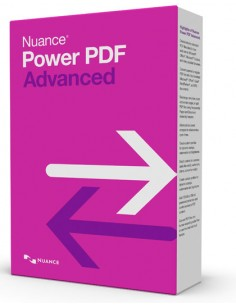 Nuance Power PDF Advanced 2 Monikielinen Nuance LIC-AV09Z-L00-2.0-E - 1
