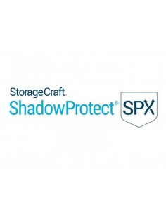 StorageCraft ShadowProtect SPX 3 lisenssi(t) Lisenssi Englanti Storagecraft KXDW00EUMS031YZZZ - 1