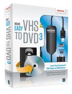 Corel Easy VHS to DVD 3. Win, ML Corel 253000EU - 1