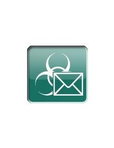 Kaspersky Lab Security for Mail Server, 100-149U, 2Y, RNW 2 vuosi/vuosia Kaspersky KL4313XARDR - 1
