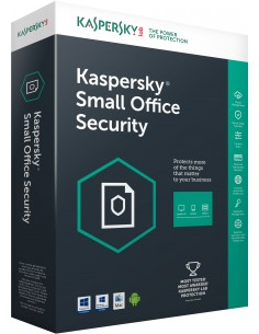 Kaspersky Lab Small Office Security 7 Peruslisenssi lisenssi(t) 1 vuosi/vuosia Kaspersky KL4541XCGFR - 1