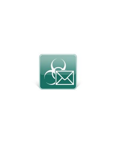 Kaspersky Lab Anti-Spam for Linux, 10-14u, 2Y, GOV/RNW Julkishallinnon lisenssi (GOV) 2 vuosi/vuosia Kaspersky KL4713XAKDJ - 1