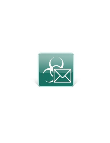 Kaspersky Lab Anti-Spam for Linux, 10-14u, 1Y, GOV/RNW Julkishallinnon lisenssi (GOV) 1 vuosi/vuosia Kaspersky KL4713XAKFJ - 1