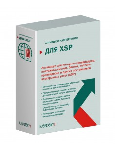 Kaspersky Lab Anti-Virus for xSP, EU, 10000+ Mb, 3Y, Base Peruslisenssi 3 vuosi/vuosia Kaspersky KL5111XQVTS - 1