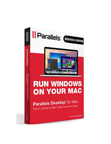 Parallels Desktop for Mac Business Edition, Acad, 101 - 250. 1 Y Parallels PDBIZ-ASUB-S02-1Y - 1