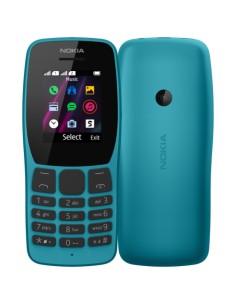 """Nokia 110 4.5 cm (1.77"""") Sininen Ominaisuuspuhelin Nokia 16NKLL01A01 - 1"""