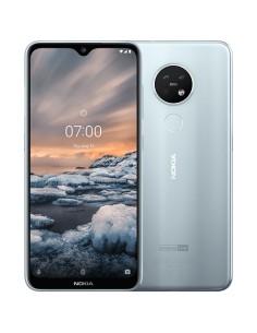 "Nokia 7.2 16 cm (6.3"") 4 GB 64 Kaksois-SIM 4G Harmaa 3500 mAh Nokia 6830AA002823 - 1"