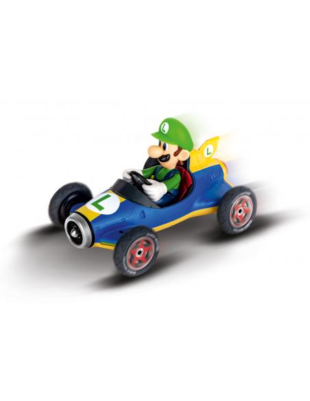 Carrera Mario Kart Mach 8 - Luigi Mönkijä Sähkömoottori 1:18 Carrera 370181067 - 2