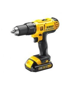 DeWALT DCD776C2 drill 1500 RPM Keyless 1.72 kg Black, Yellow Dewalt DCD776C2 - 1