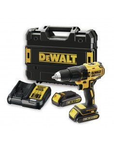 DeWALT DCD778S2T-QW borr Svart, Gul Dewalt DCD778S2T-QW - 1