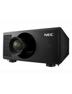 NEC PX2000UL dataprojektori Pöytäprojektori 20000 ANSI lumenia DLP WUXGA (1920x1200) Musta Nec 60004511 - 1