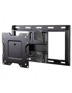 "Ergotron 61-132-223 TV mount 177.8 cm (70"") Black Ergotron 61-132-223 - 1"