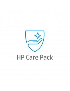 HP :n 3 vuoden vaihto-osapalvelu ja laitteistotuki seuraavana arkipäivänä, DesignJet Z6810-60 (vain kanava) Hp U9ZJ0E - 1