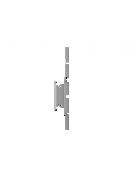 Multibrackets M Public Display Stand Single Screen Mount Silver Multibrackets 7350022736986 - 4
