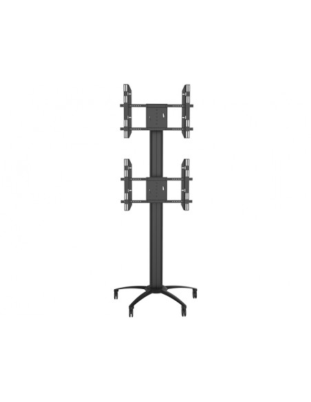 Multibrackets 7 350 073 730 667 Svart Plattskärm Multimediavagn Multibrackets 7350073730667 - 15