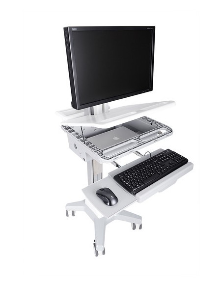Multibrackets M Universal Workstation Cart DT Multibrackets 7350073730773 - 2
