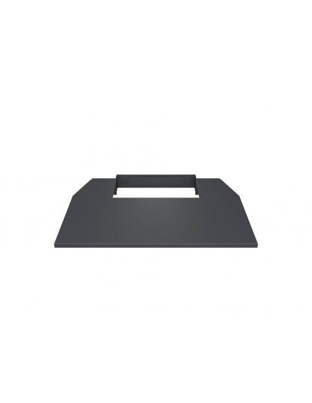Multibrackets Front Shelf for Motorized Public Floorstands 160kg Multibrackets 7350073734863 - 2